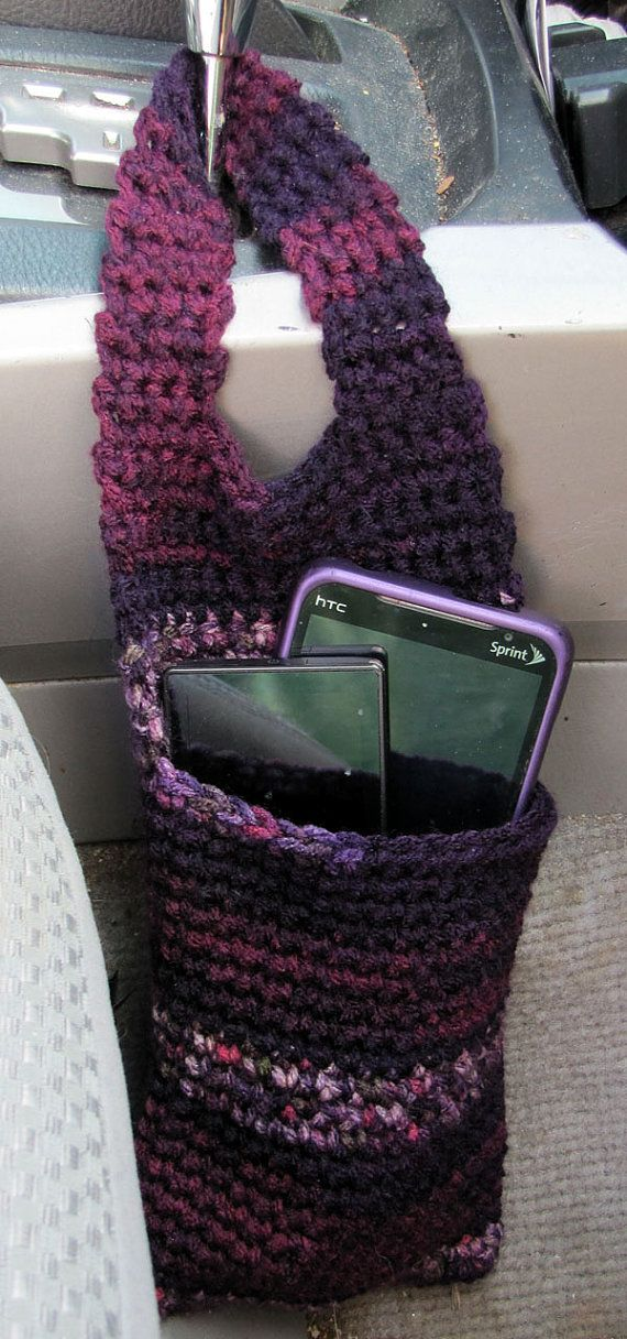 Free Crochet Patterns For Organizers : 17 Best ideas about Crochet Organizer on Pinterest ...