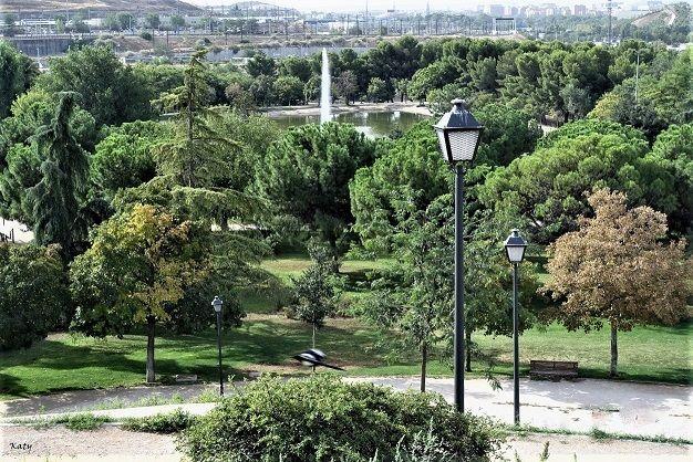Parque Tierno Galván (Madrid)