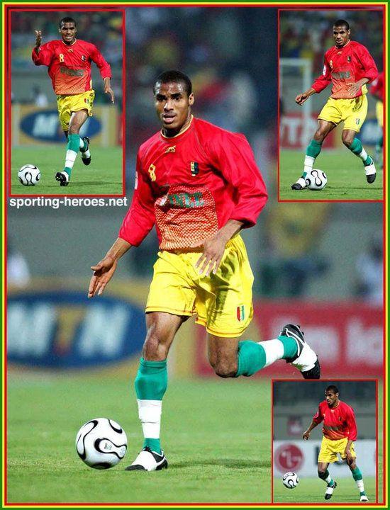 Kanfory Sylla - Guinee - Coupe d'Afrique des Nations 2006