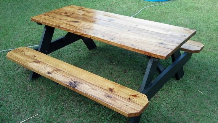 Another Way To Finish A Picnic Polyurethane