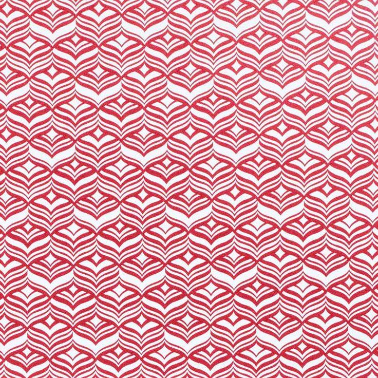 Warwick Fabrics : AVOCA LOBSTER