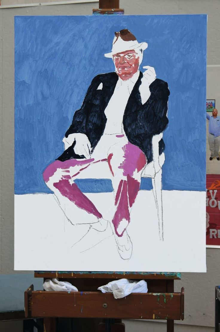 David Hockney RA returns to the Academy this summer with his sparkling new series of portraits. Barry Humphries, creator of Dame Edna Everage and friend of the artist, recounts his experience of sitting for a …