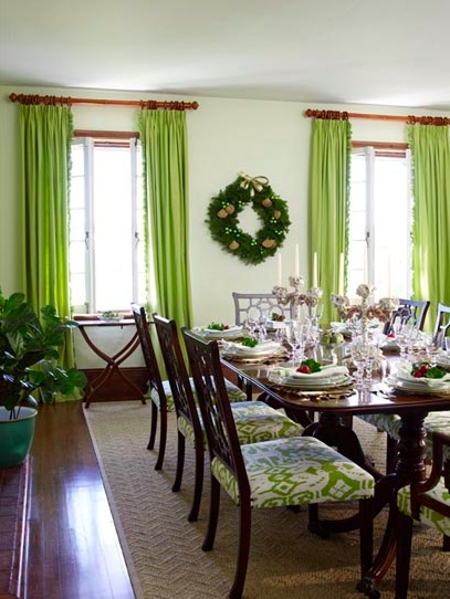 Green Curtains apple green curtains : 17 Best images about Kennedy Real Estate: Apple Green Decor on ...