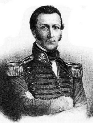 Manuel Rodríguez Erdoíza, dibujo de Narciso Desmadryl.