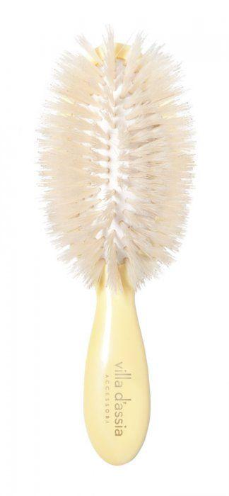 Villa d'Assia Mafalda's Natural Pastel Brush Haar-Tool