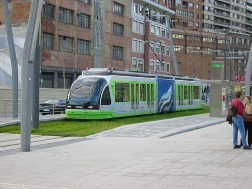 Un tranvía llamado deseo, ecológico y bien integrado.