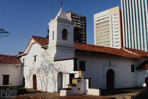 Iglesia la Merced (Santiago de Cali)