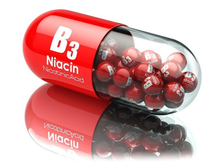 Niacyna: niedobór witaminy B3 (PP) powoduje bolesne zmiany skórne