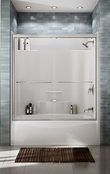 56 Best Images About Bathroom Remodel 2014 On Pinterest One Piece Shower St