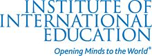 Institute of International Education  Scholarship application for studying/interning abroad
