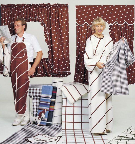 Suunnittelija Arja Mattila loi Onni-nimisen sydänkuosin 1971. Se sai lisänimen Miljoonasydän siitä, että kangasta painettiin miljoona metriä.