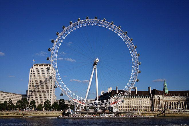 Ταξίδι Λονδίνο Πρωτομαγιά