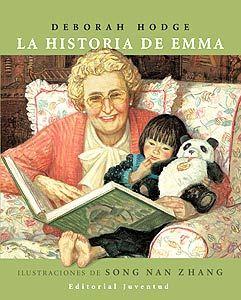 Para Emma es muy importante saber qué lugar ocupa dentro de su familia. Por eso le pido a menudo a su abuela que le cuente su propia historia, la historia de cómo sus padres decidieron adoptarla, y de cómo viajaran hasta la China para darle una nueva familia, sólo por amor. Emma también quiere, cuando sea un poco mayor, viajar a China para conocer sus raíces.