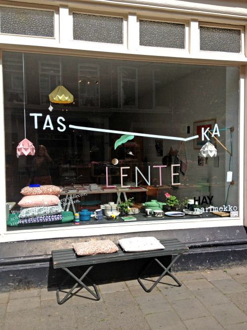 Tas-ka shop in Den Haag