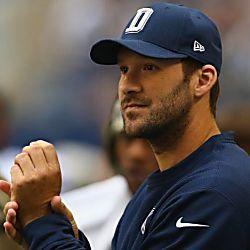 You Won't Believe Where Vegas Thinks Tony Romo Will Play in 2017