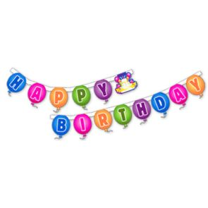 Banners: Birthday Balloon - Birthday - Parties & Events - Paper CraftCanon CREATIVE PARK