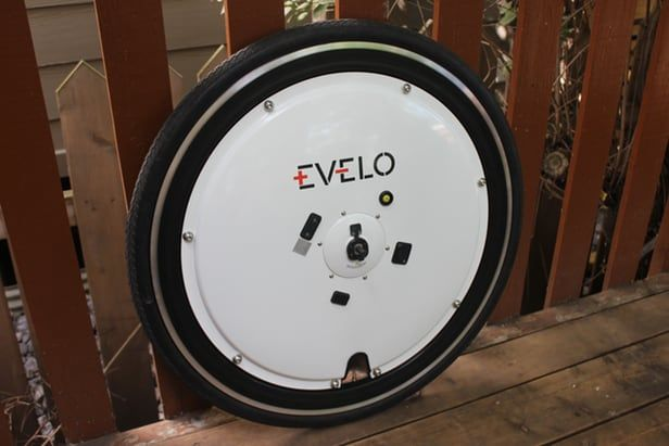 Review: Electric bike wheel turns bikes into e-bikes