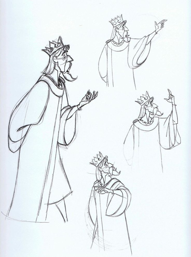 King Stephen ✤ || CHARACTER DESIGN REFERENCES from Disney's Sleeping Beauty