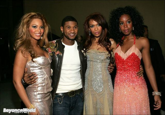 Usher and Destiny's Child