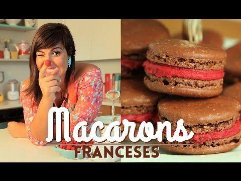 Para não errar nunca mais: o mais completo tutorial de Macarons Franceses | Catraca Livre