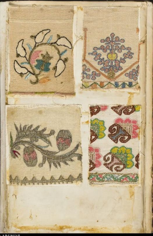 Best e embroidery sample book images on