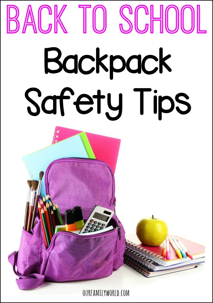 61 best images about Back to School Safety Tips on ...