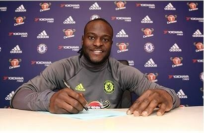 You Won't Win African Player of the Year Without Super Eagles - NFF Warns Victor Moses