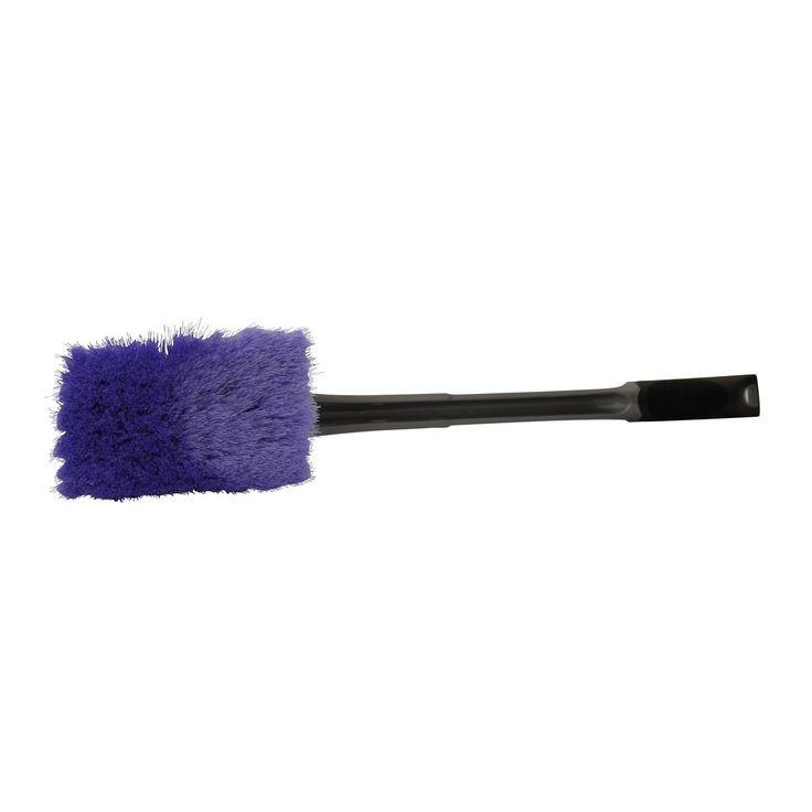 Reinigungs-Bürste Universal Lang & Weich - Zur Entfernung von Insekten, grobem Schmutz, zur Reinigung von Polstern und Teppichen, Fußraum, Kofferraum und vielem mehr. Mit der Spezial-Bürste von CLEANEXTREME geht die Reinigung schnell und gründlich. Größe: Waschfläche: 14 cm x 9 cm, Handstiel: 40 cm, Gesamtlänge: 54 cm.🚐🌺☺️ #waschbürste #fahrzeugreinigungsbürste #fahrzeugreinigung #fahrzeugpflege #fahrzeugwäsche #fahrzeugpflege #fahrzeugaufbereitung #kfzaufbereitung #carwash #cleanproducts