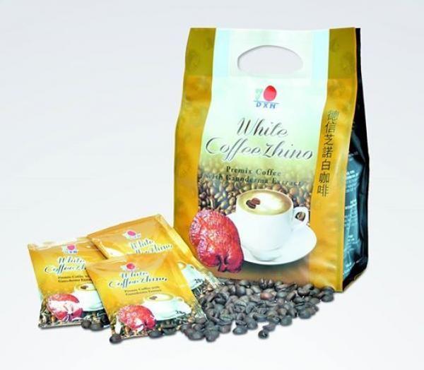 DXN White Coffee Zhino  Το DXN Cappuccino μια μοναδική και υπέροχη γεύση για κάθε στιγμή.Η DXN έχει δημιουργήσει ένα νέο καταπληκτικό ρόφημα το οποίο περιέχει μια από τις καλύτερες ποικιλίες καφέ,  http://ganodermaclub.dxnnet.com/products
