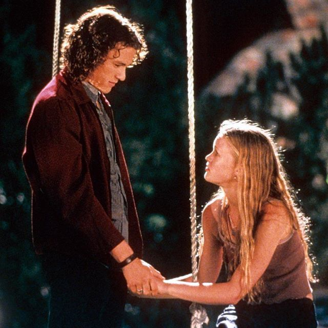 Never forget. 💔 Double tap if 10 Things I Hate About You STILL gives you the feels. 💫#TBT