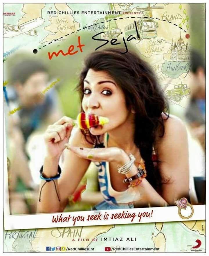 Cute Anushka in SRK next movie