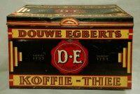 D.E Koffie en Thee.
