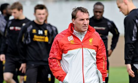 Brendan Rodgers: Liverpool can still beat Manchester City to title