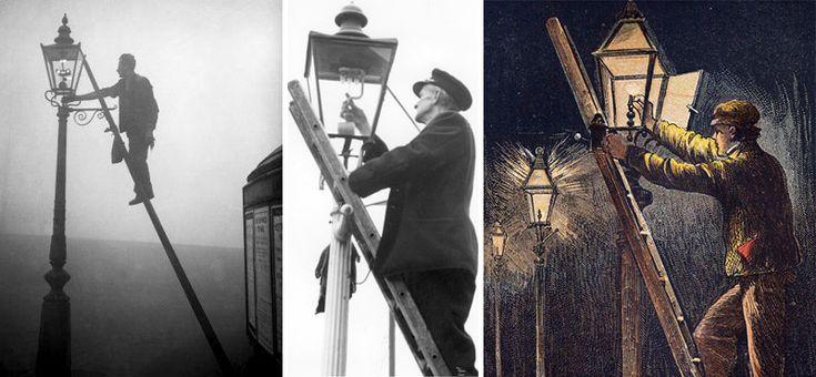 Questa storia non inizia da molto lontano. I lampioni per l'illuminazione urbana cominciano, infatti, ad apparire solo nei primianni dell'Ottocento a Londra e Parigi....