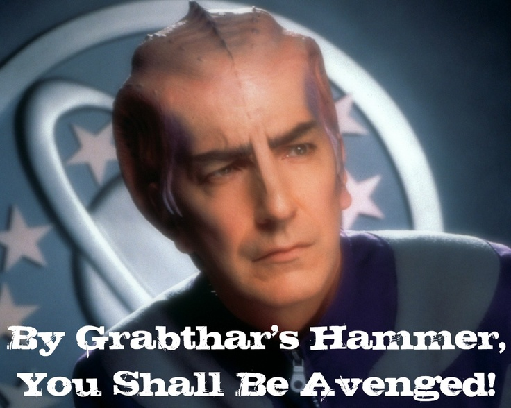 Alan Rickman Movie Quotes: 85 Best Images About Galaxy Quest (1999) On Pinterest