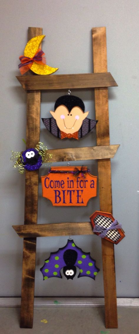 25 best ideas about halloween wood crafts on pinterest for Wooden christmas crafts to make