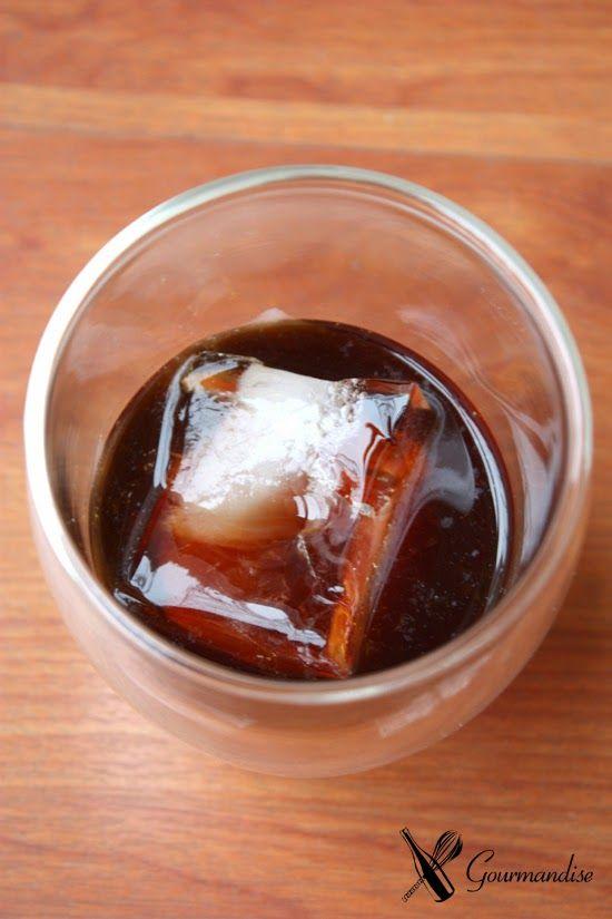 Gourmandise café infusionado à frio e concentrado
