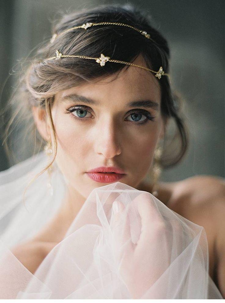 Liv Hart Braut Accessoires Kollektion 2016 von Laura Gordon Photography - Hochzeitsguide