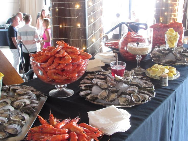 Indulgent fresh seafood at Simmer on the Bay.