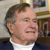 Ex-President Bush doxed - family photos, personal email, bathtub portraiture leaked