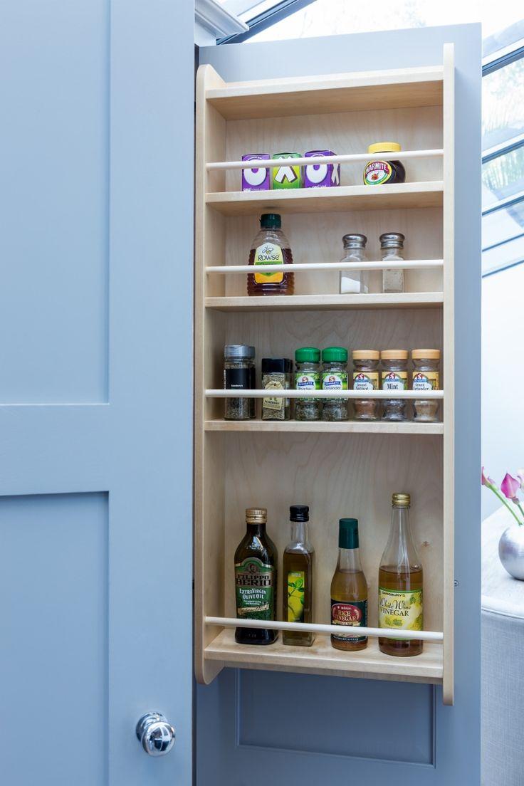 10 best Sola Kitchens Larder Cabinets images on Pinterest   Kitchen ...