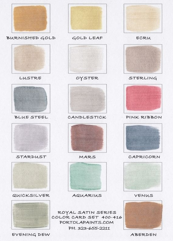 Lustre Metallic Paint/glaze For Wall Stripe