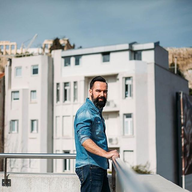 Ο Μίνως Ζαριφόπουλος και η φιλοσοφία των προϊόντων @hommergr  Διαβάστε στο didee.gr  Photography @tassossos  #dideemagazine