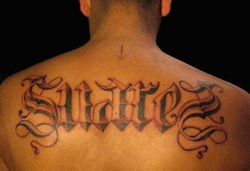 13 Best Calligraphy Tattoo Font Images On Pinterest
