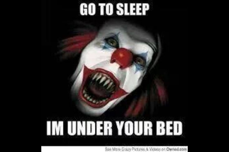 17 best images about clowns are creepy on pinterest