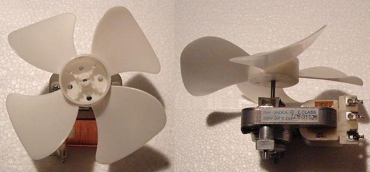 Двигатель вентилятора для СВЧ-печи SAMSUNG ASSY-MOTOR FAN SMF-3RDEA, 230V 50HZ, 2400RP Партномер DE96-00031A