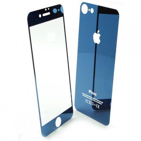 De ce sa nu comanzi Folie protectie sticla Apple iPhone 7 si spate albastru cand l-ai gasit pe iNowGSM.ro la un pret bun?