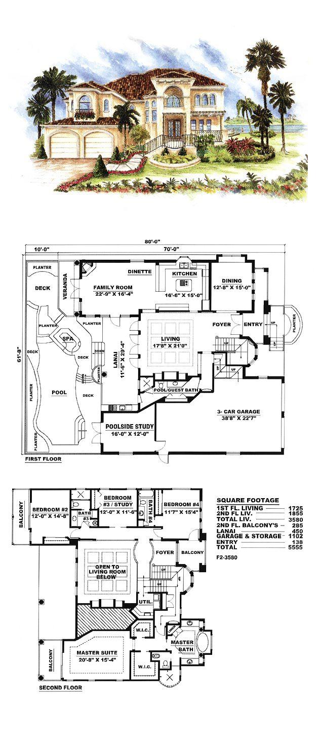 11 best mediterranean plans images on pinterest architecture florida italian mediterranean house plan 60426