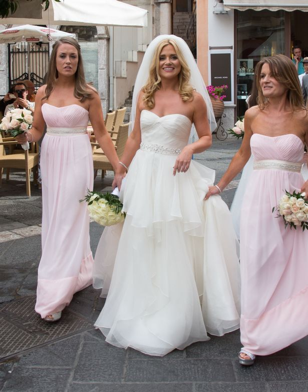 Celebrity Wedding Dresses Ireland : Wedding dress style strapless dresses celebrity real