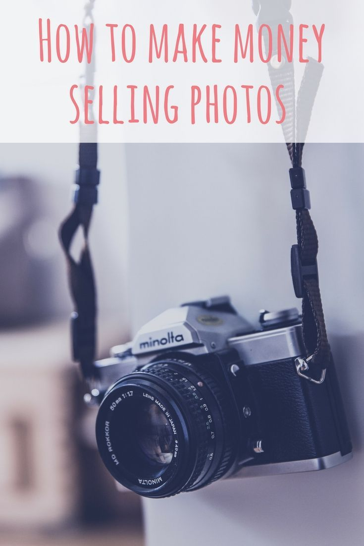 Make money selling photos with Gallerist - EmmaDrew.Info